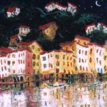 Portofino in Outer Space