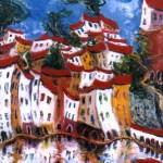 Italian Hillside Portofino