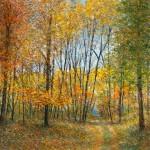The Fall Trail 16x1224x18 32x2448x36