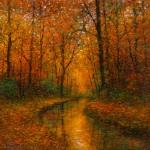 Dreams of Autumn 20x2030x3040x40