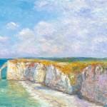 The Cliffs at Etretat  16x1224x1832x2448x36