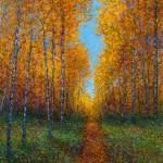 Autumn Trail II24x1832x2440x30