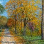 A Country Lane 18x1224x1636X24