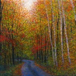 The Stillness of Autumn16x2024x3032x4048x60