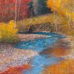 Autumn Stream24x1636x2460x40