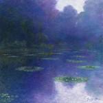 Dreamy Waters 24x24 36x36 48x48