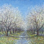 The Almond Grove 16x24 24x36 48x72